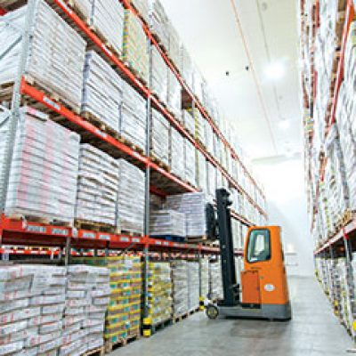 Cold WarehousingSML Cold Warehouse offers a broad spectrum of temperature sensitive storage areas